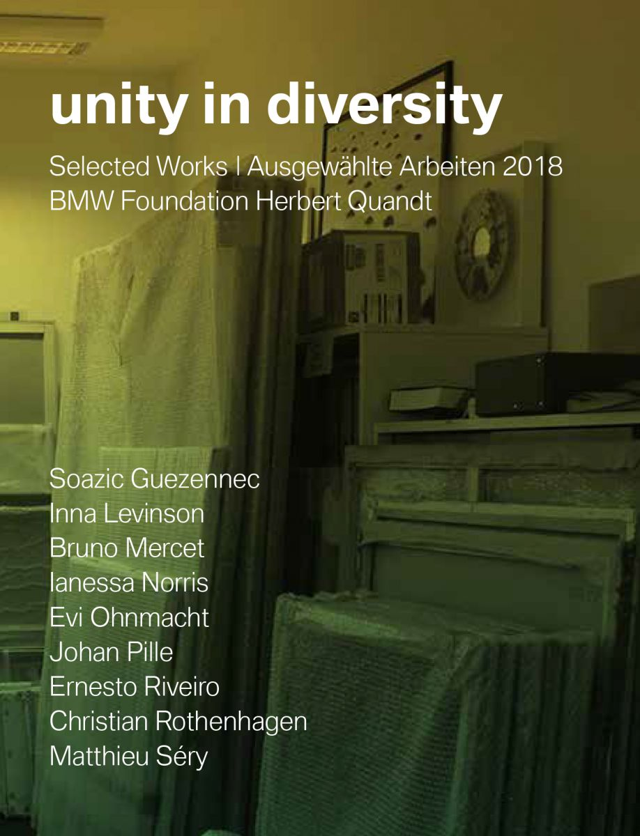 Exhibition unity in diversity BMW Foundation Herbert Quandt